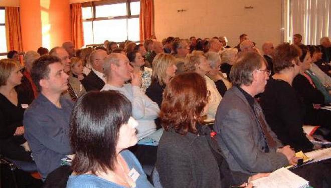 Ε., M. Σαμαρά: Επιμορφωτικές συναντήσεις στην Ήπειρο, 11-14 Απριλίου