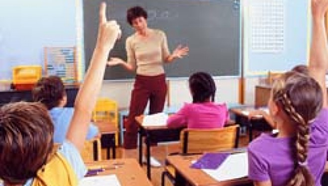 «Ζητώ να μ' αφήσουν ήσυχη να συνεχίσω να κάνω τη δουλειά μου σαν εκπαιδευτικός!»